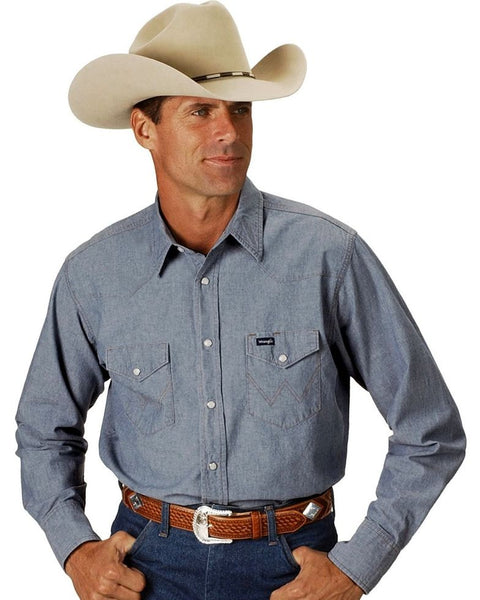 Wrangler Work Shirt - MS70919
