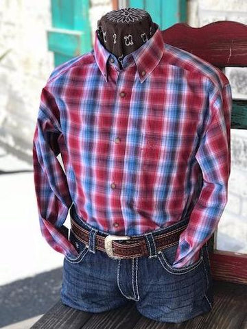 Men's Ariat Long Sleeve - 10022121