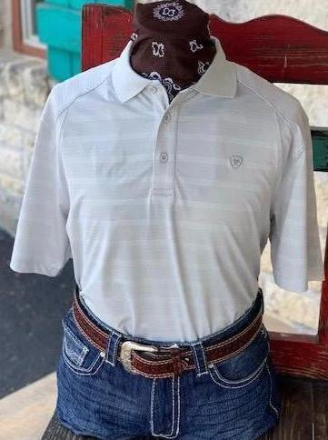 Men's Ariat Polo Shirt - 10025512