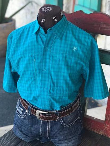 Men's Ariat Short Sleeve - 10025889