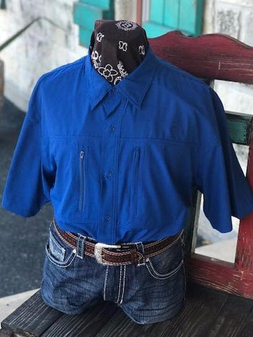 Men's Ariat Short Sleeve - 10025891