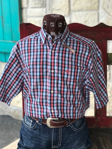 Men's Ariat Short Sleeve - 10026546