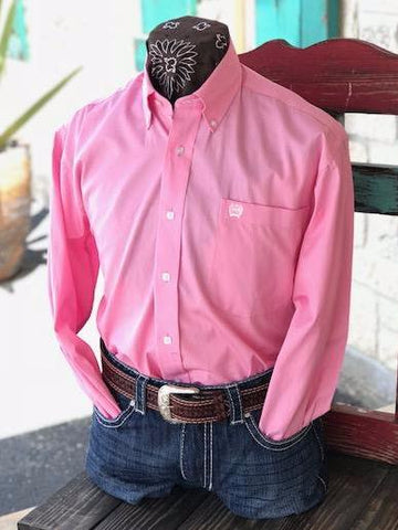 Men's Cinch Long Sleeve Stock - 1103801
