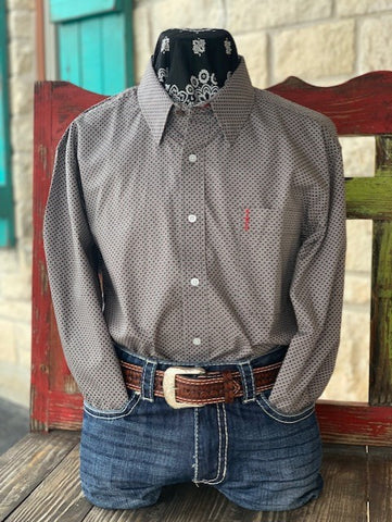 Cinch Men's Western Shirt-1343102