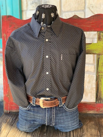 Cinch Modern Fit. Men's Western Shirt-1343104