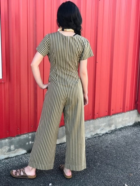 Ladies Jumpsuit - 24007