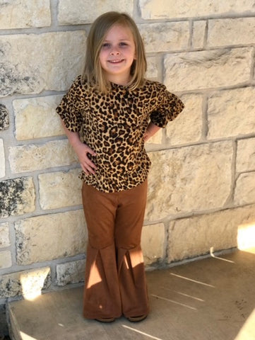 Girl's Bell Bottoms - 80042SK