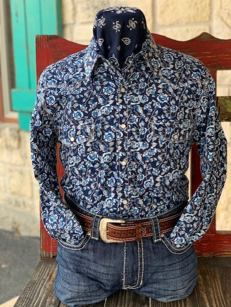 Men's Panhandle Slim Long Sleeve - B2S8003