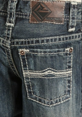 Boy's Rock and Roll Jean - BB5529