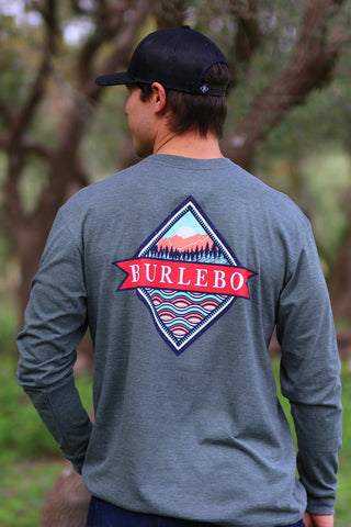 Burlebo Long Sleeve T-Shirt - BSGLSHN