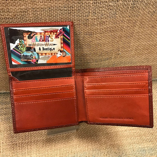 Men's Bifold Wallet  - C733B
