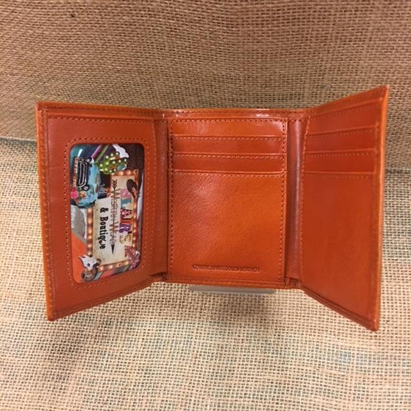 Men's Trifold Wallet - C734T