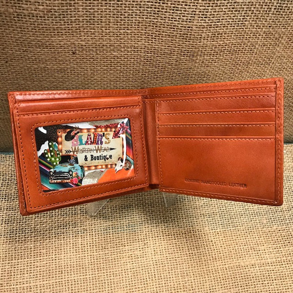 Men's Bifold Wallet - C814B