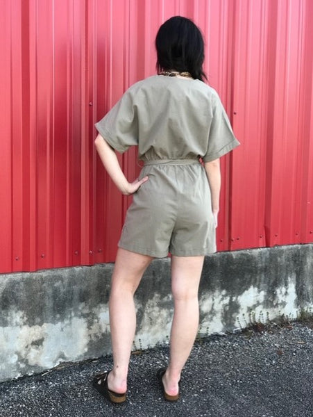 Ladies Romper - CJ30070