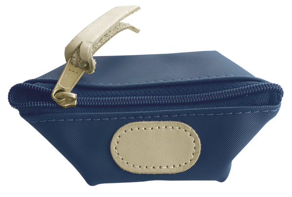 French Blue Canvas Jon Hart Pod Pouch - Blair's Western Wear Marble Falls, TX