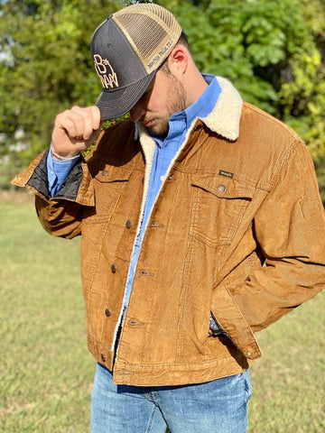 Tan Jacket - Blair's Western Wear Marble Falls, TX
