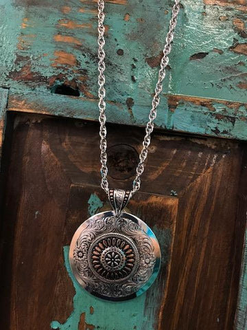 Montana Necklace - NC2847RG