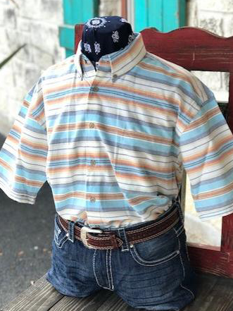 Men's Panhandle Slim Short Sleeve - R1D1501