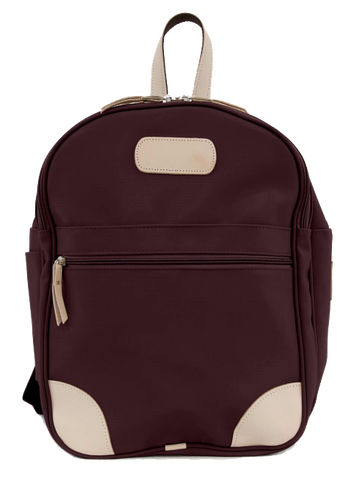 Burgundy Jon Hart Backpack - Blair's Western Wear Marble Falls, TX