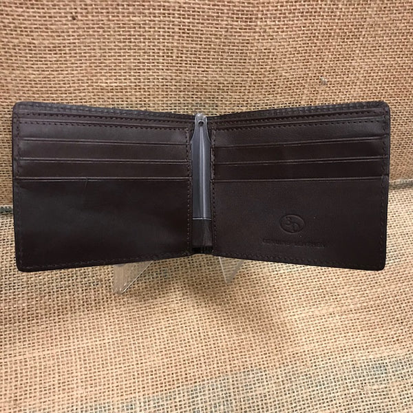 Men's Bifold Wallet - W256