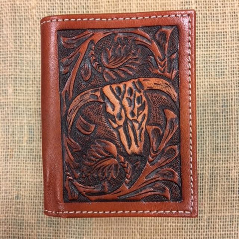 Men's Trifold Wallet - W909