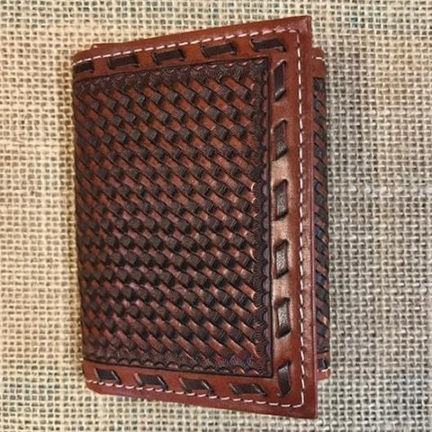 Men's Trifold Wallet - XWC3T3