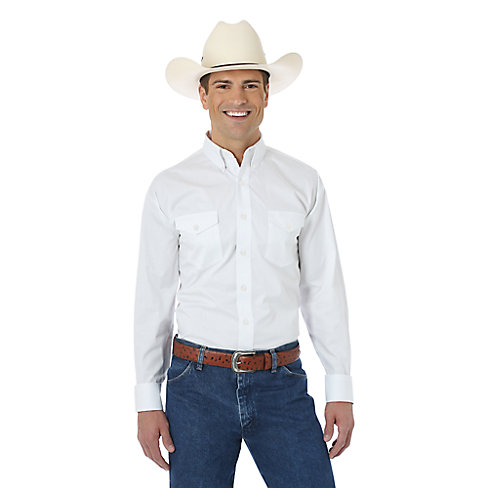 Men's Wrangler Dress Shirt - 71135CH