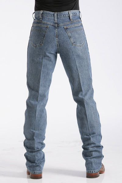 Men's Cinch Cowboy Slim Fit Blue Jean Bronze Label Jean - 90532001