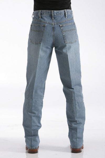 Men's Cinch Cowboy Black Label Blue denim Jean - 90633001