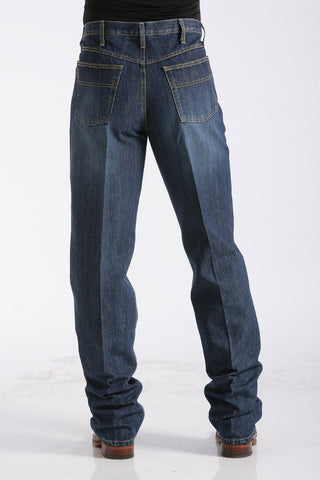 Men's Cinch Cowboy Jean Black Label Blue Jean - 90633002