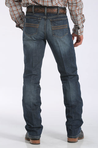Men's Cinch Silver Label Cowboy Western Blue Jean 98034006