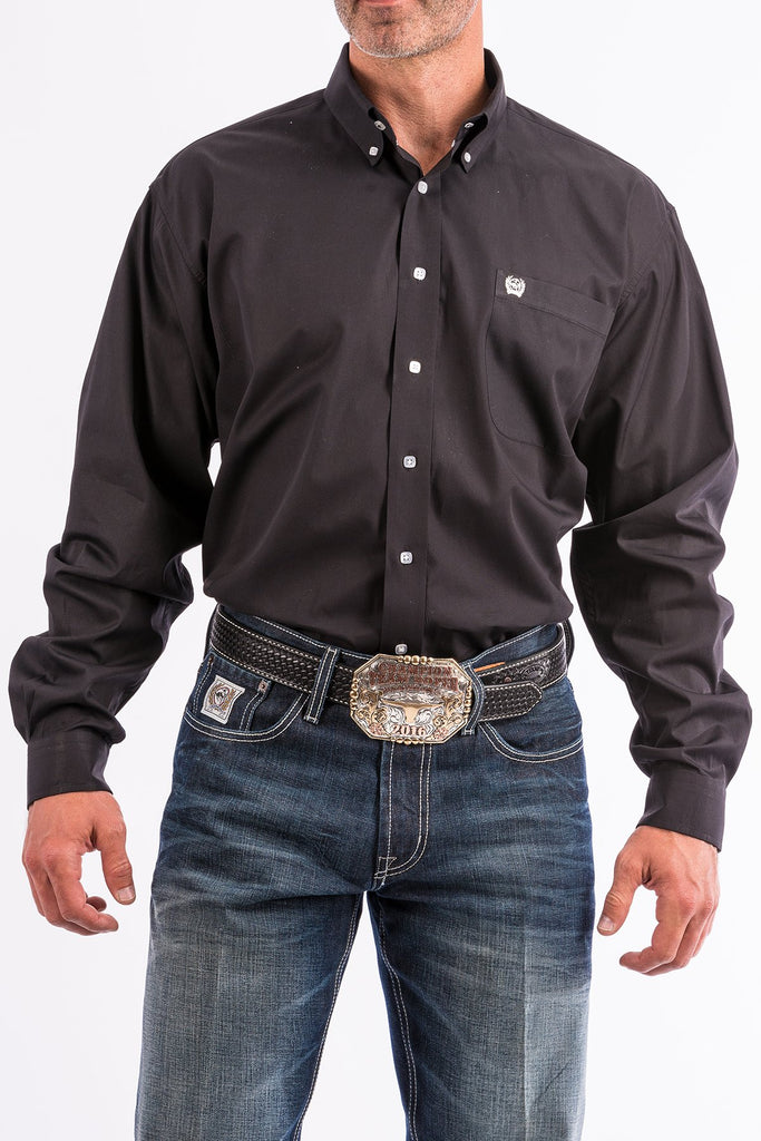 Men's Cinch Long Sleeve Stock - 10320083