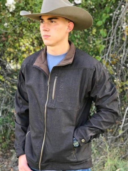 Men's Conceal Carry Jacket Water and Wind Resistant Jacket - 1090004