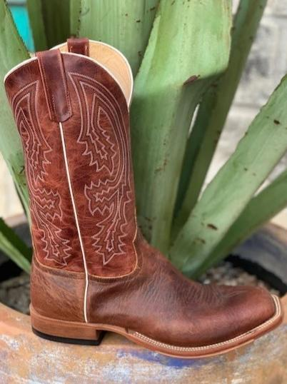 Anderson  Bean Men's Western Bison Cowboy Boot - S1105