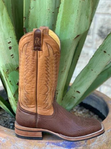 Handmade Rod Patrick Men's Belly Ostrich Boot - PSSKT00000