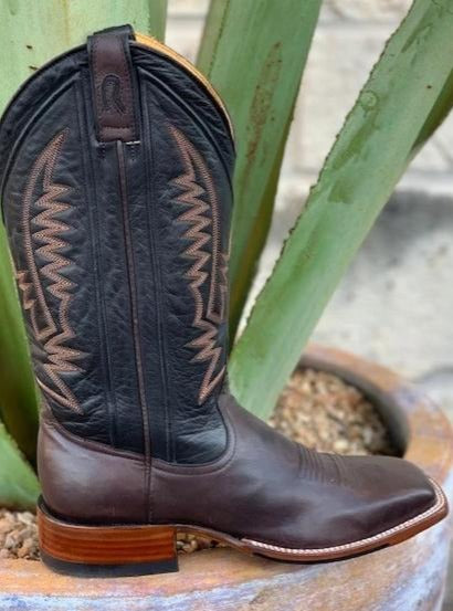 Handmade Rod Patrick Horse hide western cowboy boots - 16114