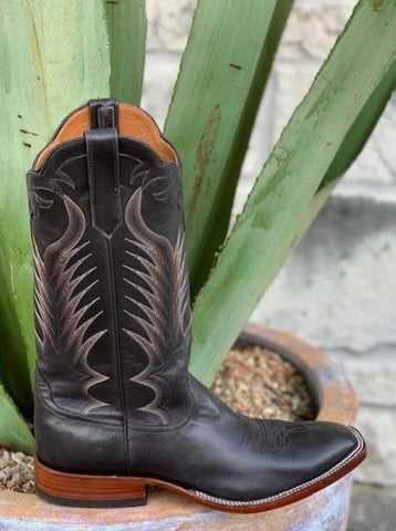 Rios of Mercedes Handmade black boot - 9788K