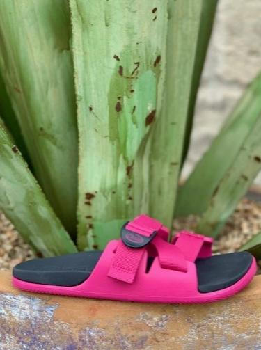 Women's Chaco's Chillo in Hot Pink - JCH1088144 - Blair's Western Wear - Marble Falls, TX