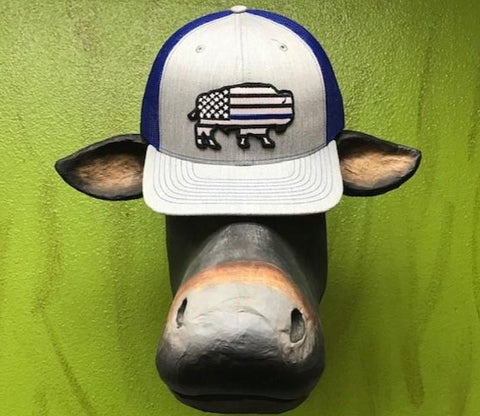 Red Dirt Hat Co., American Buffalo, Men's Cap