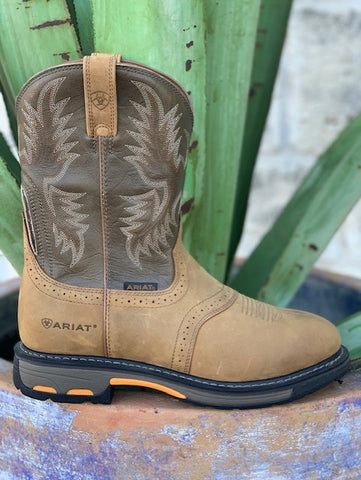 Ariat Men's Soft Toe Work Boot  - 10001188