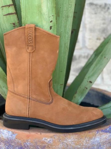 Red Wing Soft Toe Work Boot - 1105