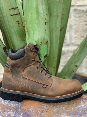 Red Wing Soft Toe Work Boot  - 00912