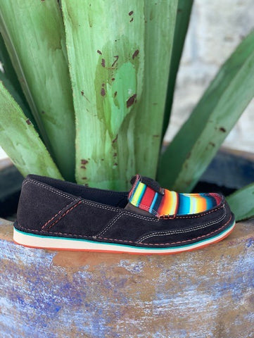 Ariat Women's Cruiser Serape Slip On - 10021153