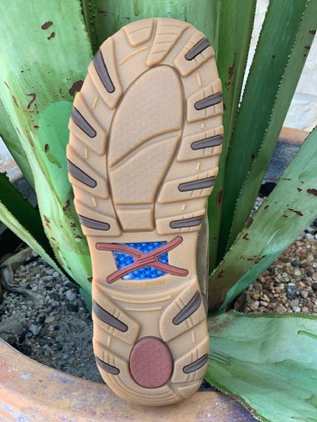 Twisted X Men's Moccasin - MXC0003