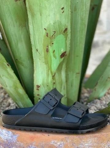 Arizona Black Water Shoes by Birkenstock - 0129421