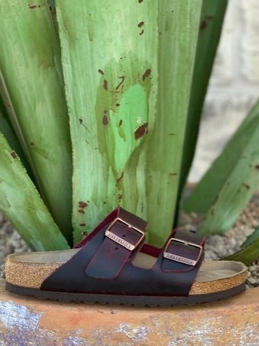 Ladies Arizona Zinfandel Birkenstock - Blair's Western Wear Marble Falls, TX