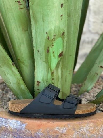 Men's Birkenstock Black Arizona