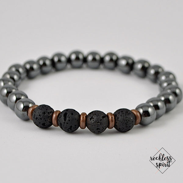 Women's Lava Stretchy Bracelets