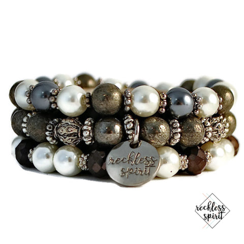 **Hot Toddy Bohemian Bracelet Stack