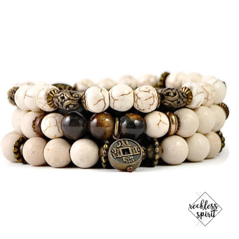 All About Vanilla Bohemiam Bracelet Stack